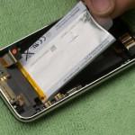 iPhoneのバッテリー