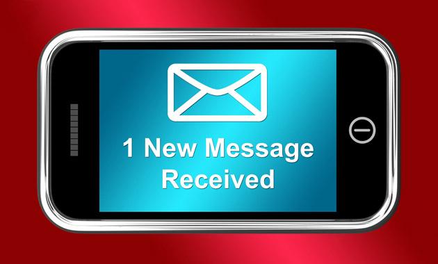 メールメッセージ
